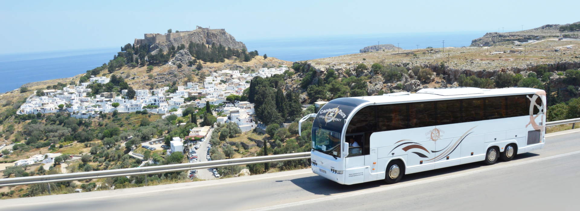 Captains Tours Excursions Tours in Rhodes, Greece