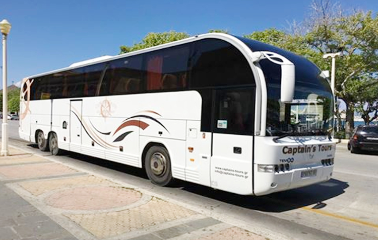 Excursions Tours in Rhodes - Captains Tours