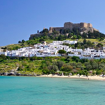 Day Cruise to Lindos by Boat - Cruise