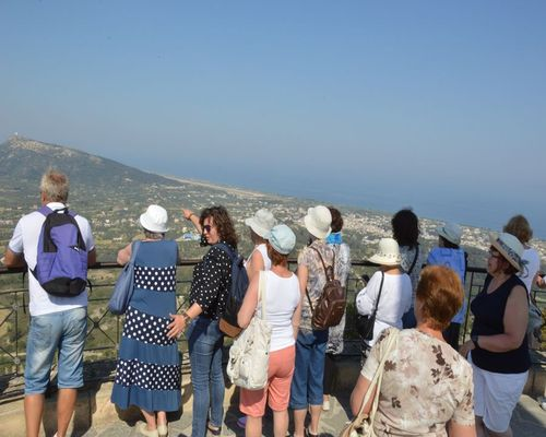 Butterfly Valley & Filerimos Excursion | Captains Tours Travel Agency Rhodes, Greece