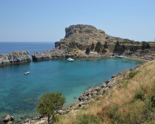 Lindos by Coach | Captains Tours Travel Agency Rhodes, Greece