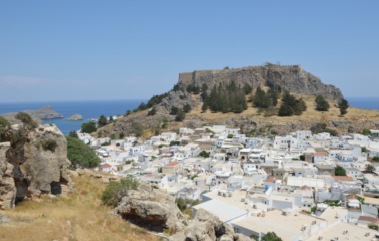 Day Cruise to Lindos by Boat